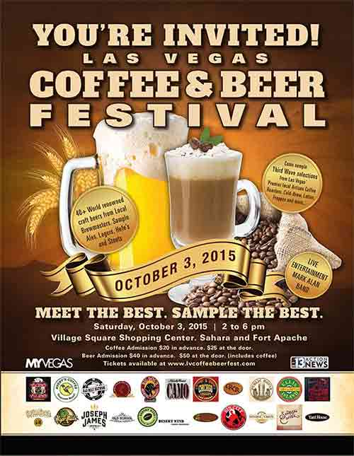 Las Vegas Coffee and Beer Festival